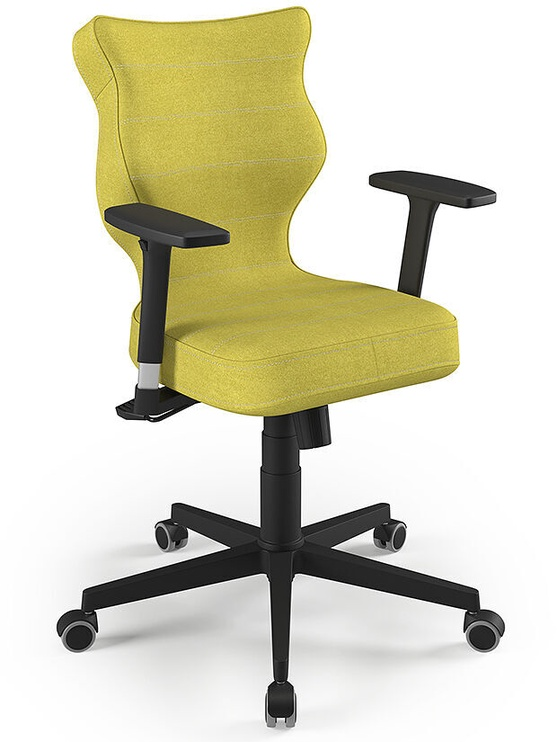 Entelo Nero Black Office Chair DC19 Olive