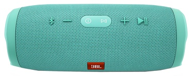 JBL Charge 3 Waterproof Portable Bluetooth Speaker Teal