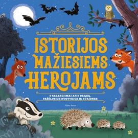Knyga istorijos mažiesiems herojams