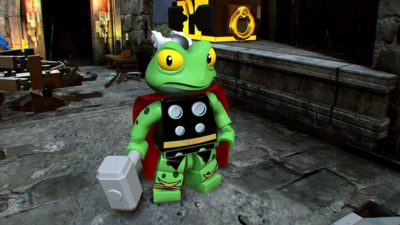 LEGO Marvel Super Heroes 2 Deluxe Edition incl. Season Pass Xbox One