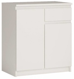 WIPMEB Armadio A1 2D 1S Chest Of Drawers White