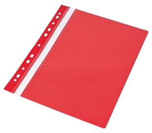 Registraator Panta Plast, punane, A4