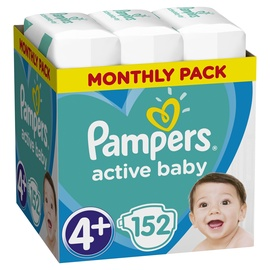 Pampers Active Baby S4 Plus 152