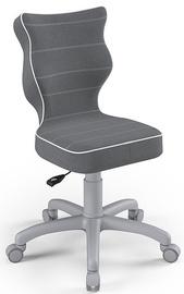 Entelo Childrens Chair Petit Size 3 Grey/Dark Grey JS33