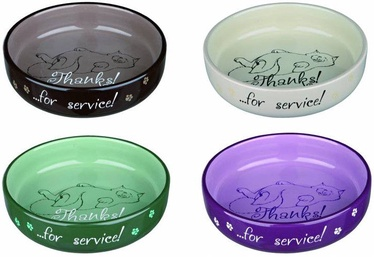 Trixie Ceramic Bowl For Short Nosed Breeds 300ml