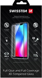 Swissten Ultra Durable Full Face Screen Protector Apple iPhone 12 Mini Black