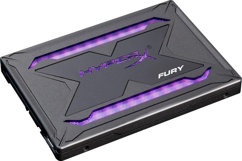 Kingston HyperX Fury RGB SSD 480GB