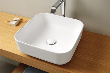 Sanycces Washbasin Catania White Matt
