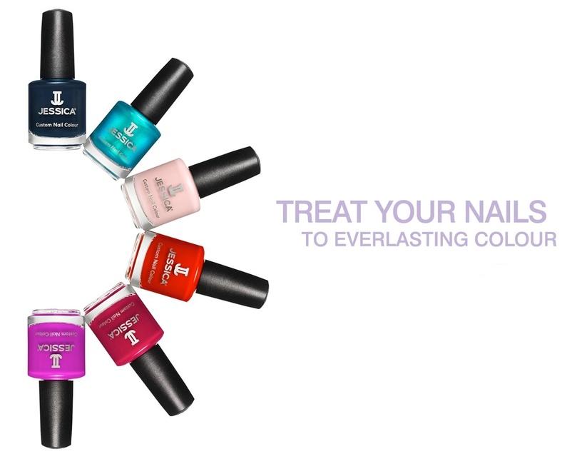 Jessica Custom Nail Colour 14.8ml 658