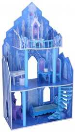EcoToys Wooden Doll Palace Frozen 4111