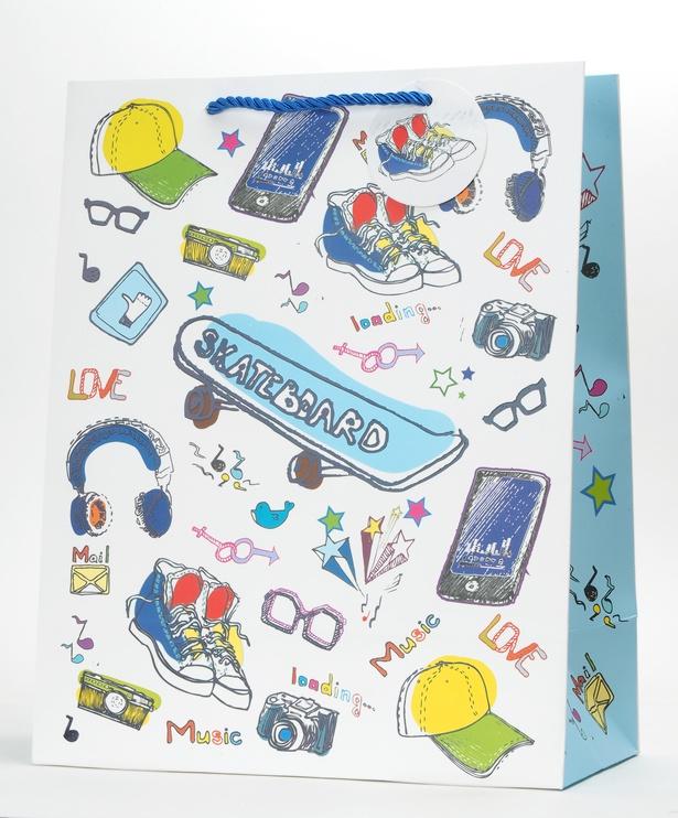 Canpol Large Paper Gift Bag XL Assort
