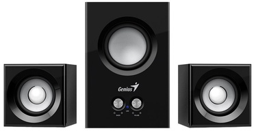 Genius SW-2.1 375 Speakers Black