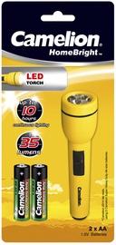 Taskulamp Camelion FL1L2AA, LED+2xAA patareid