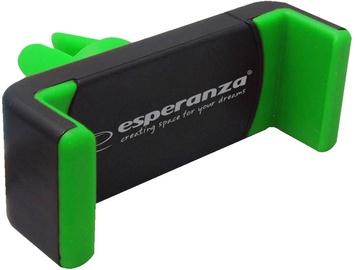 Esperanza EMH117 Smartphone Holder Black/Green