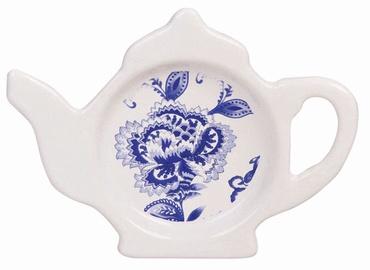 Loraine Tea Bag Holder 2pcs Blue