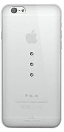 White Diamonds Trinity Case With Swarovski Crystals For Apple iPhone 6/6s Transparent Grey Crystals