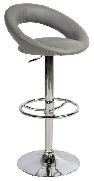 Baro kėdė Signal Meble C300 Grey, 1 vnt.