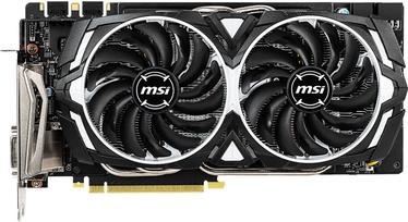 MSI GeForce GTX 1060 Armor 6GB GDDR5X PCIE GTX1060ARMOR6GD5XOC