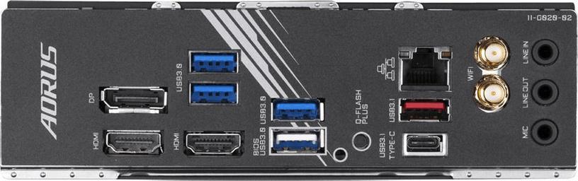 Mātesplate Gigabyte X570 I Aorus Pro WiFi