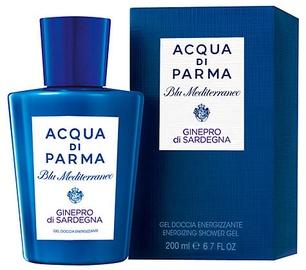 Acqua Di Parma Blu Mediterraneo Ginepro di Sardegna 200ml Energizing Shower Gel