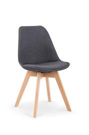 Valgomojo kėdė Halmar K303 Dark Grey