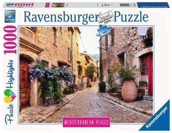Ravensburger Puzzle Mediterranean France 1000pcs 14975