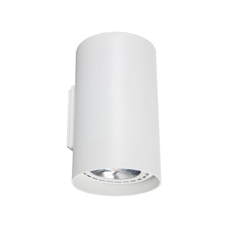 Sieninis šviestuvas Nowodvorski Tube 9317, 2x75W, GU10
