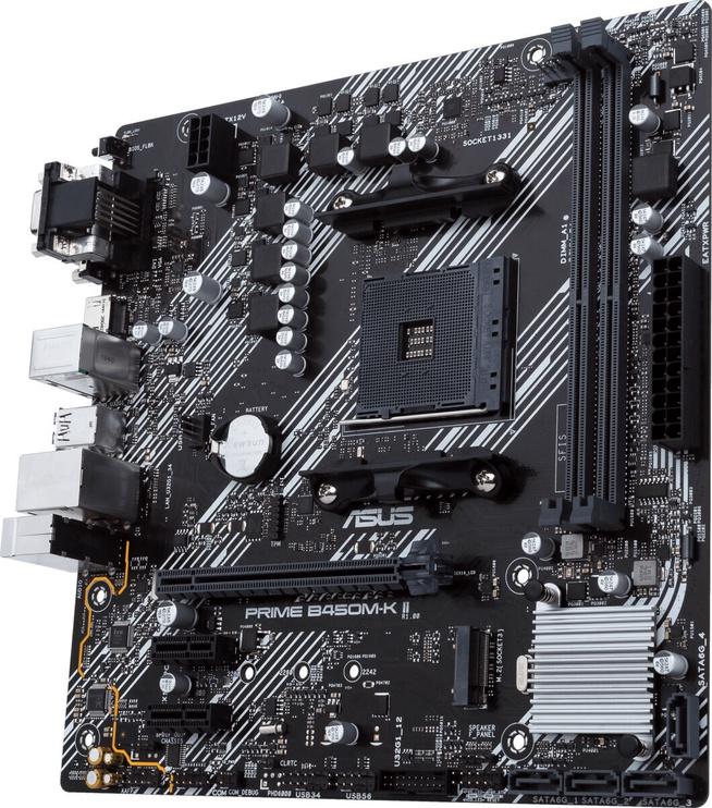 Mātesplate Asus Prime B450M-K II