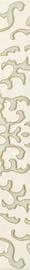 Kwadro Ceramika Tembre 4.8x40 Beige
