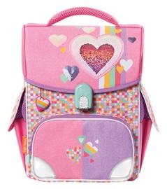 Школьный рюкзак Tiger Family TGJL-018A, розовый