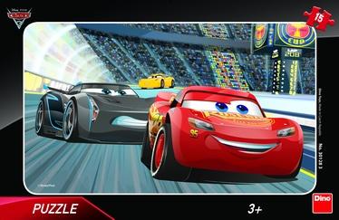 Puzle Dino Disney Pixar Cars 3 30128, 15 gab.