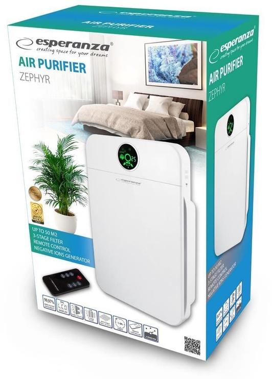 Очиститель воздуха Esperanza Zephyr