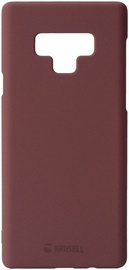 Krusell Sandby Back Case For Samsung Galaxy Note 9 Rust