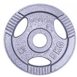 inSPORTline Hamerton Olympic Steel Plate 5kg