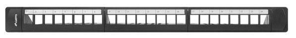 Lülitusseade Lanberg PPKS-1124-B 24 Port Panel