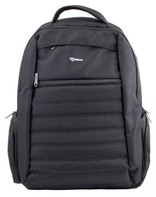 Рюкзак Sbox Texas, черный, 17″