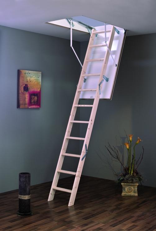 """Sudedamieji laiptai """"Mc Step"""" 120X60X280 cm"""