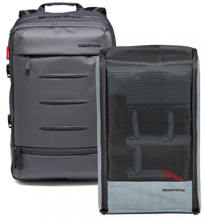 Manfrotto Manhattan Camera Backpack Mover-30 Gray