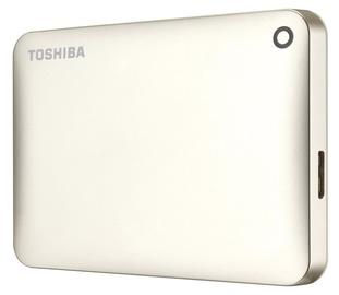 "Toshiba 500GB Canvio Connect II 2.5"" USB 3.0 Gold"
