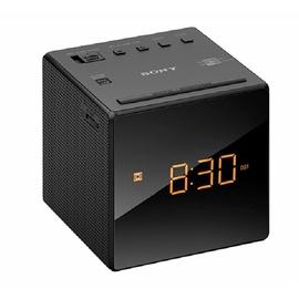 Radijo imtuvas su laikrodžiu Sony ICFC1B