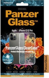 PanzerGlass ClearCase for Apple iPhone 12/12 Pro