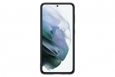 Samsung Silicone Back Case For Samsung Galaxy S21 Black