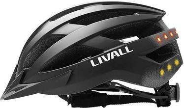Livall MT1 Bike Helmet Black 58-62cm