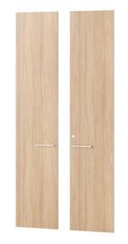 Szynaka Meble Omega 04 Doors Amber Oak/Graphite