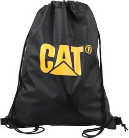 Caterpillar String Bag 82402 01 Black