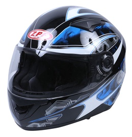 Motociklininko šalmas Dp809, XL dydis