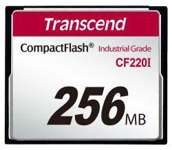 Transcend 256MB Industrial Temp CF220I CF Card
