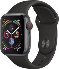 Apple Watch Series 4 40mm LTE Aluminum Grey/Black