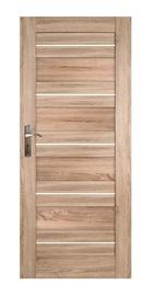 Vidaus durų varčia Etna 4/0, sonoma alksnio, dešininė, 84.4x203.5 cm