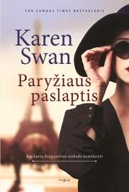 Knyga Paryžiaus paslaptis